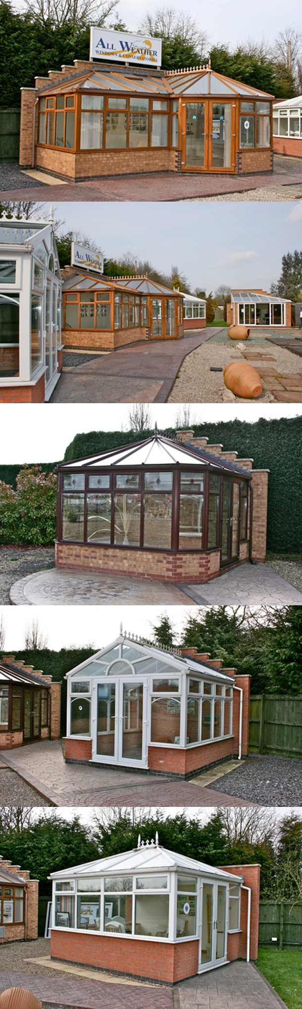 Ullesthorpe Conservatory Showroom