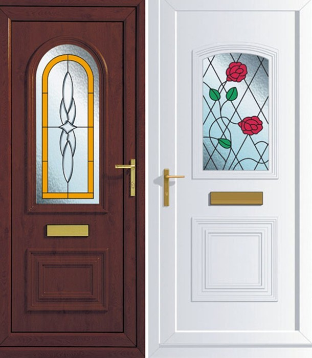 All Weather Windows door panels offer a high degree of thermal efficiency and, by using our range of reinforcing options, a high degree of security.